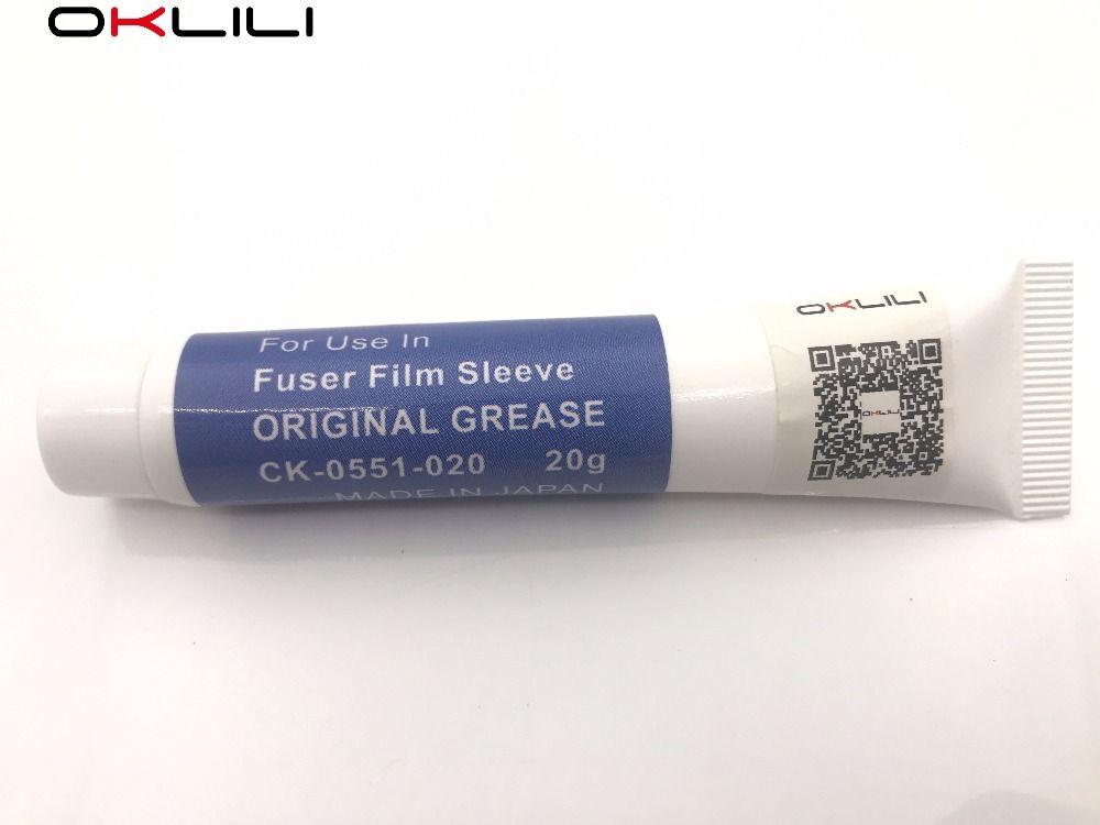 2X JAPON NOUVEAU CK-0551-020 FY9-6022-000 CK-0551-000 FLOIL G-5000H 20g Lubrifiant Permalub G-2 Silicone Graisse Fuser Film De Graisse Graisse Huile