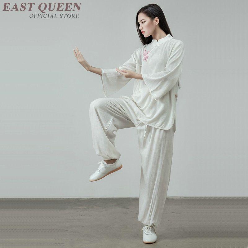Tai chi uniform clothing taichi clothes women men wushu clothing kung fu uniform suit martial arts uniform exercise KK2288 Y