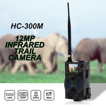 Outlife HC300M 12MP 940nm фотоловушка MMS GPRS цифровой камера для охоты Ловушка игры камера s ночное видение дикой природы