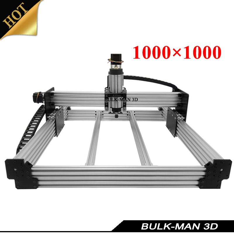 WorkBee CNC Router Complete Full Kit ,CNC Wood Engraving Machine with Electronic Combos ,Spindle VFD Inverter ,Controller
