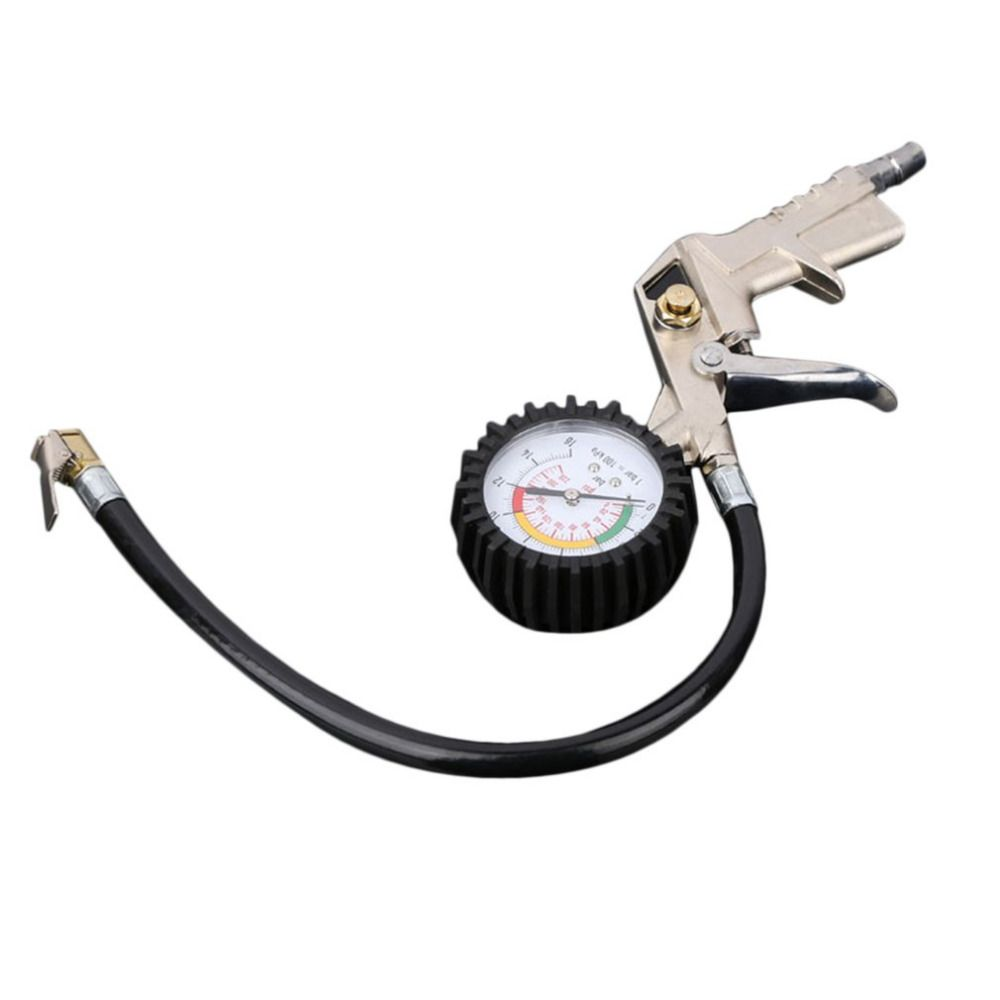 Moto TPMS Tyre Pressure Gauge Digital Tire Pressure Gauge Tire Repair Tools For Car Motorcycle Motor Vehicle Drop Shipping