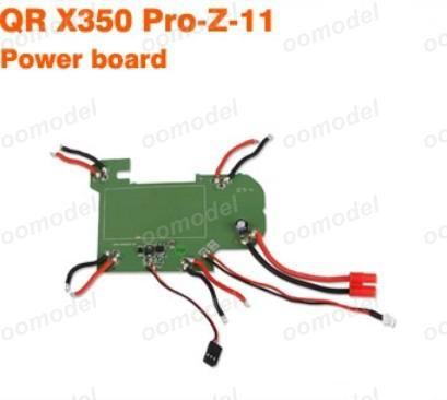 Walkera QR X350Pro Power board Walkera QR X350 PRO-Z-11 Walkera QR X350 PRO Spare parts