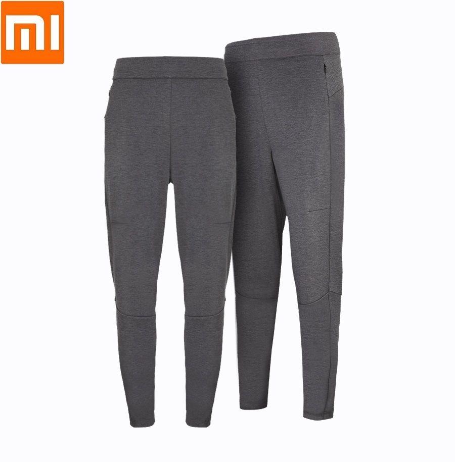 Xiaomi Mann stricken Sportswear halten warme beiläufige baumwolle Komfortable hosen Strick jogginghose Fitness Workout Hose Neue