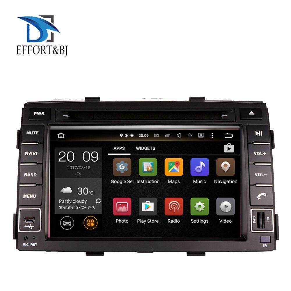 4G android 9.0 auto dvd für kia sorento 2010-2012 in dash auto stereo gps nagavition steuergerät Band Recorder auto-multimedia-player