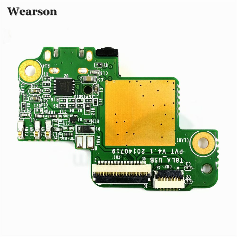 For Lenovo S8-50 S8-50F S8-50L S8-50LC USB Board T8LA_USB USB Charging Port Board Free Shipping With Tracking Number