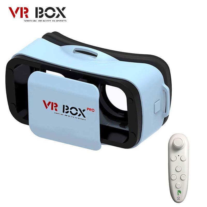 VR BUCINUM VR BOX 3.0 PRO 3D Glasses Virtual Reality VR Headset for 4.5-5.5
