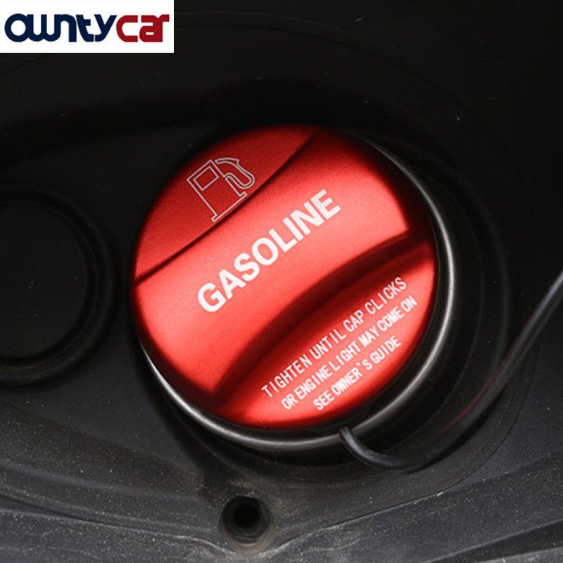 For BMW X1 X3 X4 X5 X6 F10 F20 F15 F16 F25 F26 F30 F32 F34 F45 F48 G01 G02 G11 G30 Diesel and Gasoline Fuel Tank Cover Cap Trim