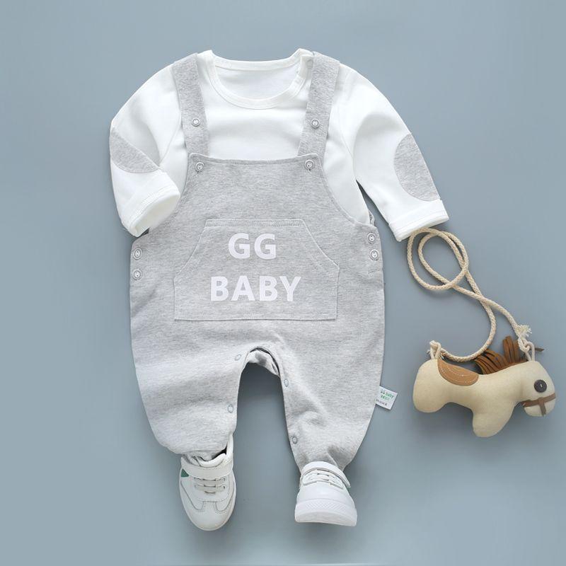2017 Письмо печати весна Штанишки для малышей для маленьких мальчиков для леггинсы для маленьких девочек Одежда для новорожденных одежда для...