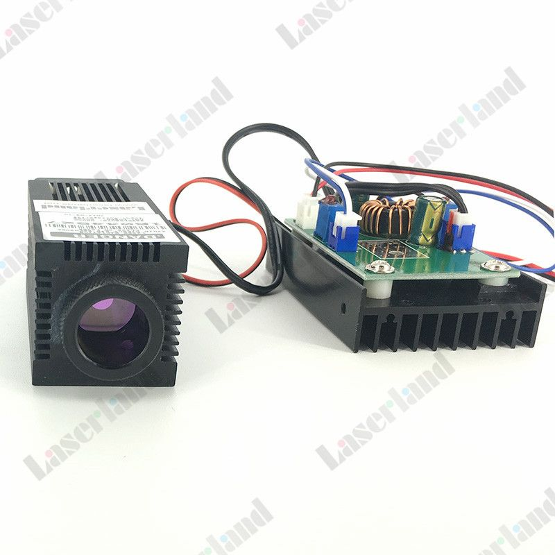 Focusable 400mW 0.4W 980nm IR Infrared Laser Diode Module w/TTL