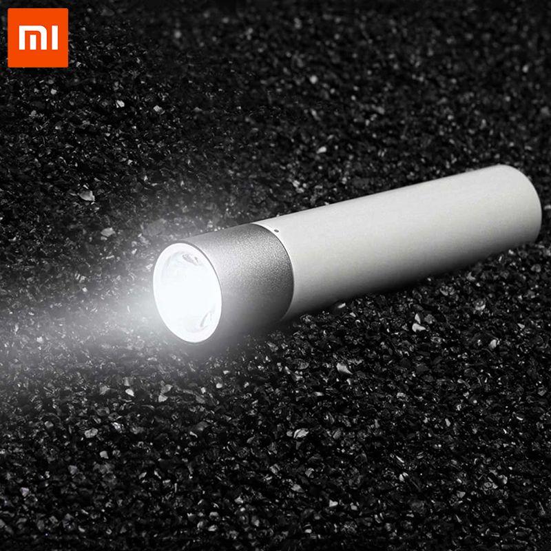 100% ursprüngliche Xiaomi Tragbare 11 Einstellbare Leuchtdichte Modi Mit Drehbare Lampe Kopf 3350 mAh