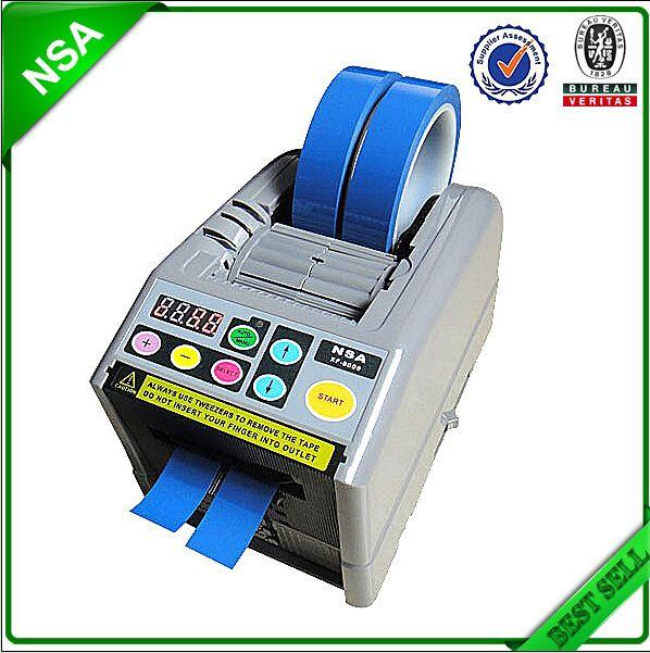 ZCUT-9 Automatische Bandspender Automatische Bandschneidemaschine Bänder inszenierung machineLet die verpackung einfacher 110V230V EU US-STECKER