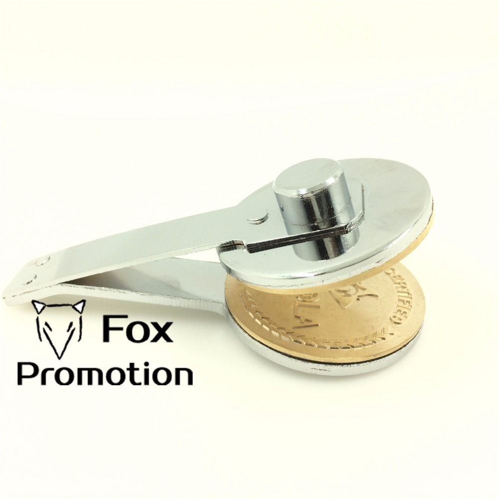 Customize Embosser Seal without Holder,Personalized Embossing Seal for Letter head Wedding Envelope Gaufrage Stamp 270logo
