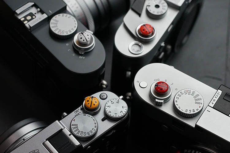 Metall Convex Auslösers für Fuji X100 X10 X20 X-E1 X-PRO1 X-PRO2 X100T Leica M9 M8 MP M7 X1 M9P M8P M6 M5 M4 M3 M2