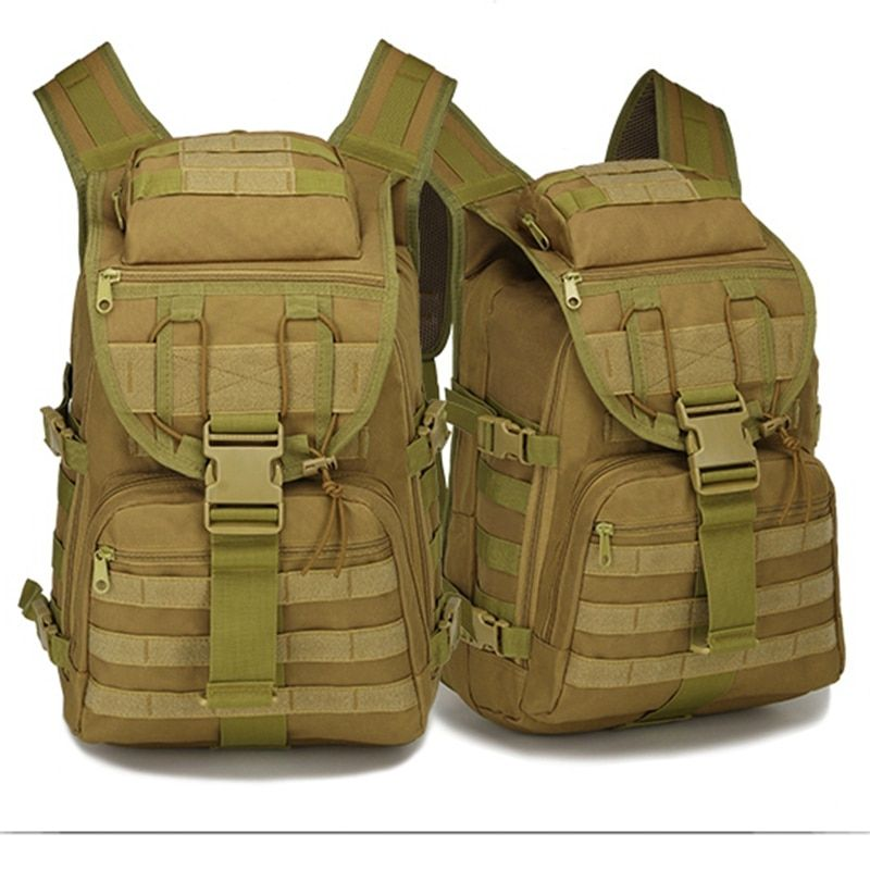 9 Color! Outdoor Sports 40L X7 Backpack Tactical Hunting Combat Paintball Bags for Men Women