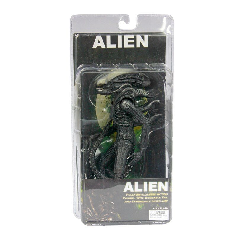 Free Shipping NECA Official 1979 Movie Classic Original <font><b>Alien</b></font> PVC Action Figure Collectible Toy Doll 7 18cm MVFG035