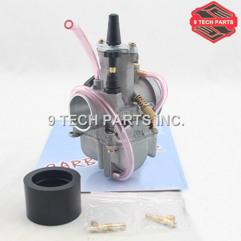 KOSO OKO 21mm 24mm 26mm 28mm 30mm 32mm 34mm Carburetor PWK Power Jet Carburetor Carb Motorcycle RACING PARTS Scooters dirt bike