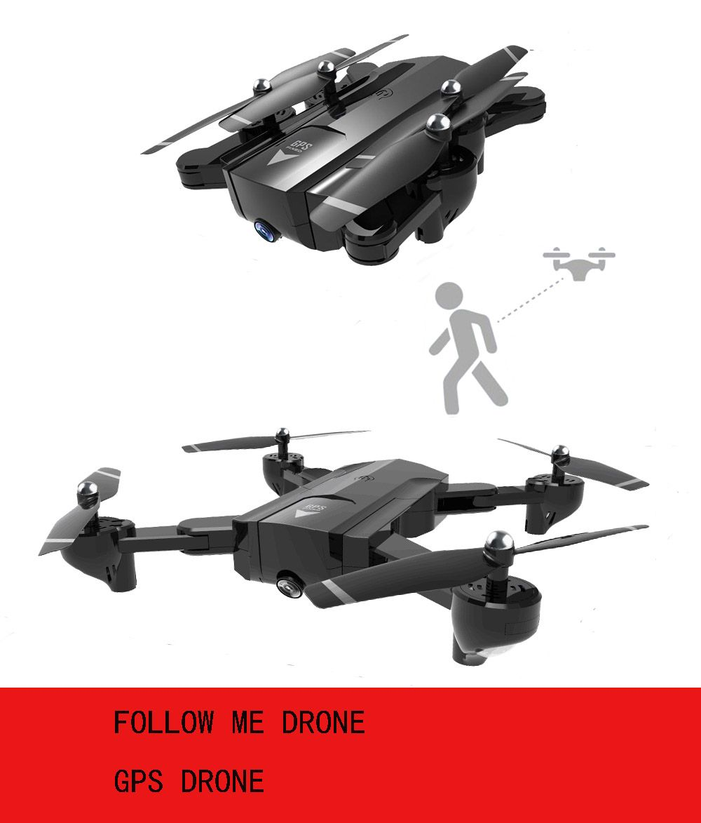 1080P SG900 S GPS Drone With Camera HD 720P Professional FPV Wifi RC Dron Altitude Hold RC Quadcopter PK S20 CG033 B5W