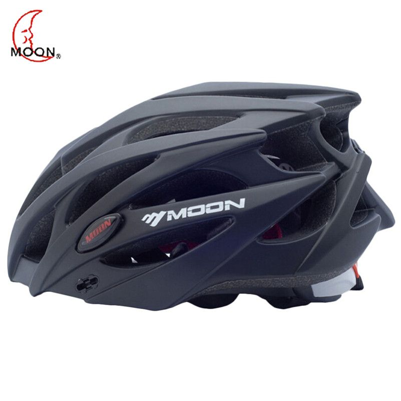MOON Brand Professional Bicycle/Cycling Helmet Ultralight Integrally-molded 21 Air Vents Bike Helmet Dual Use MTB or Road