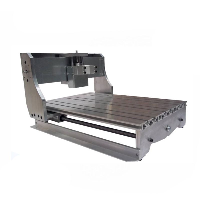 Customized CNC 6040 Frame kit CNC 6040Z rack with bed ball screw optical axis for cnc engraving machine