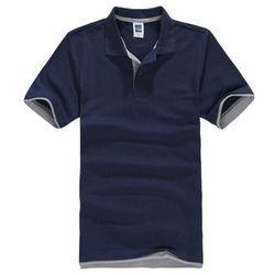 Marque Camisa Polo Hommes Conception Coton Polos Hommes À Manches Courtes Polo Chemises Sportsjerseysgolftennis Plus Taille XXXL Blusas Tops