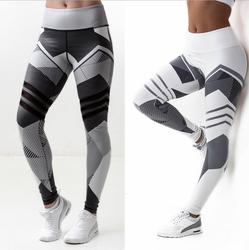 Taille haute Leggings Femmes Sexy Hip Push Up Pantalon Legging Jegging Gothique Leggins Jeggings Legins 2017 Automne D'été De Mode