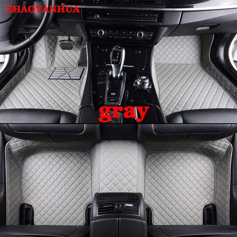 Auto fußmatten für Mercedes Benz GLA CLA GLK GLC G ML GLE GL GLS Abcès W204 W205 W211 W212 W221 W222 W176 liner