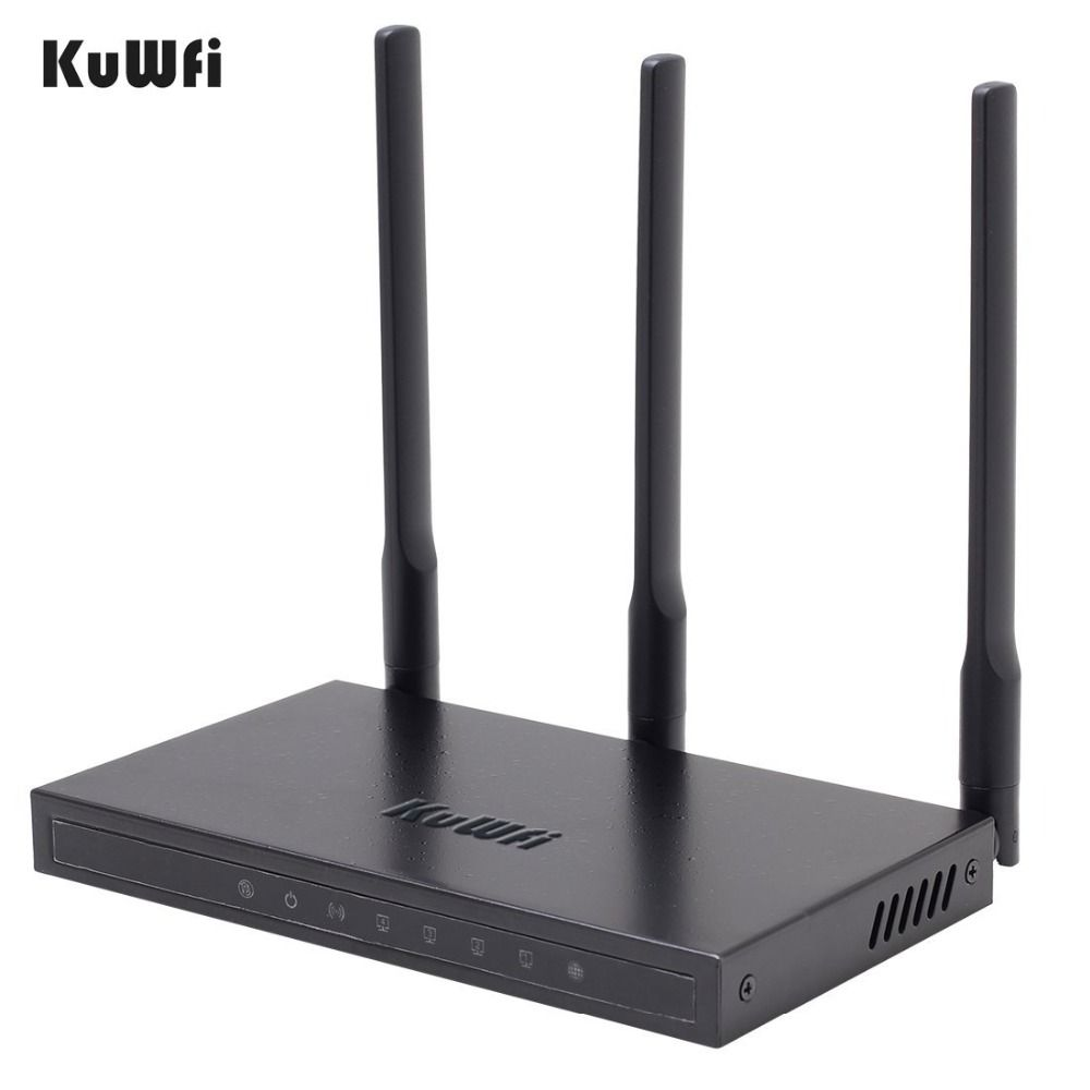 300Mbps 1000mW Powerful High Power Long Range Wireless Router Range Extender Access Point Easy Setup Metal Case Strong Signal