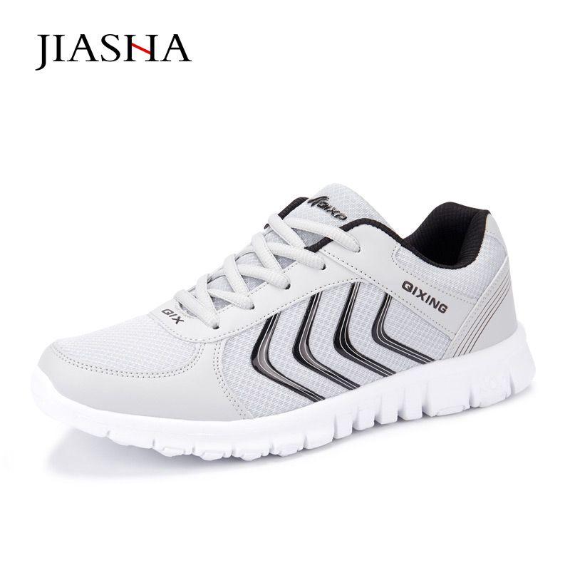 Man casual non-slip shoes fashion 2017 hot sale fashion breathable mesh men shoes