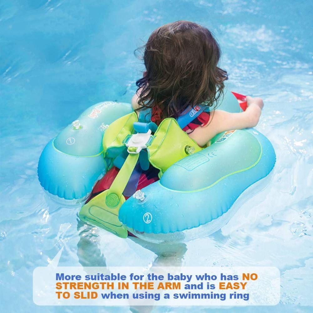 Nouveau collerette de bain pour bébé Flotteur Gonflable Enfants Accessoires De Piscine Infantile Cercle Gonflable Radeau de Enfants Jouet Pour livraison directe