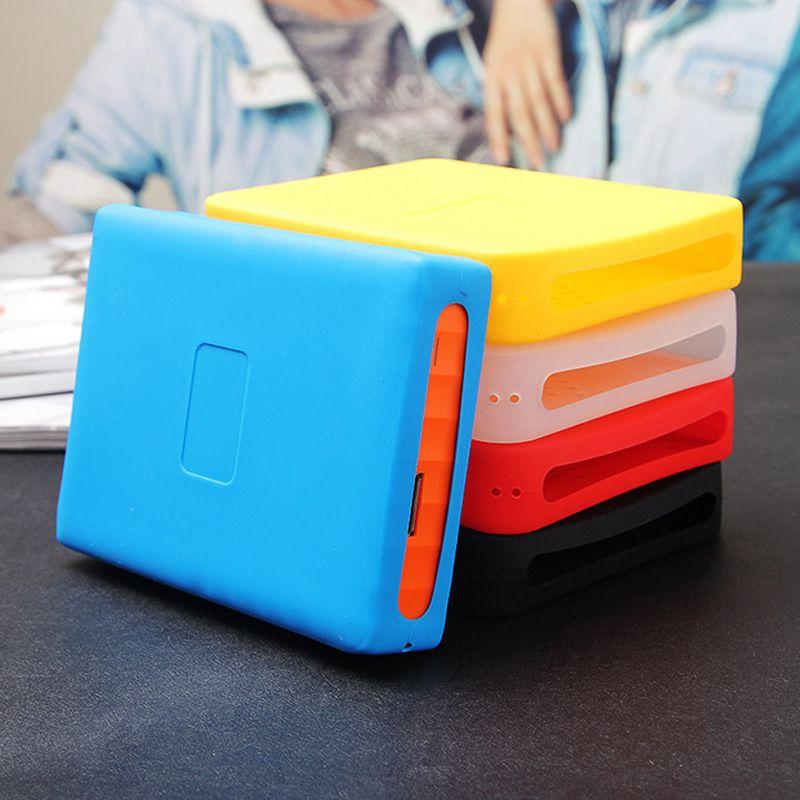 XZR drop-widerstand Elastische Silikongummi Fall Für HDD 500G 1 T 2 T Tragbare Festplatte Für WD My Passport 1 T 2 T