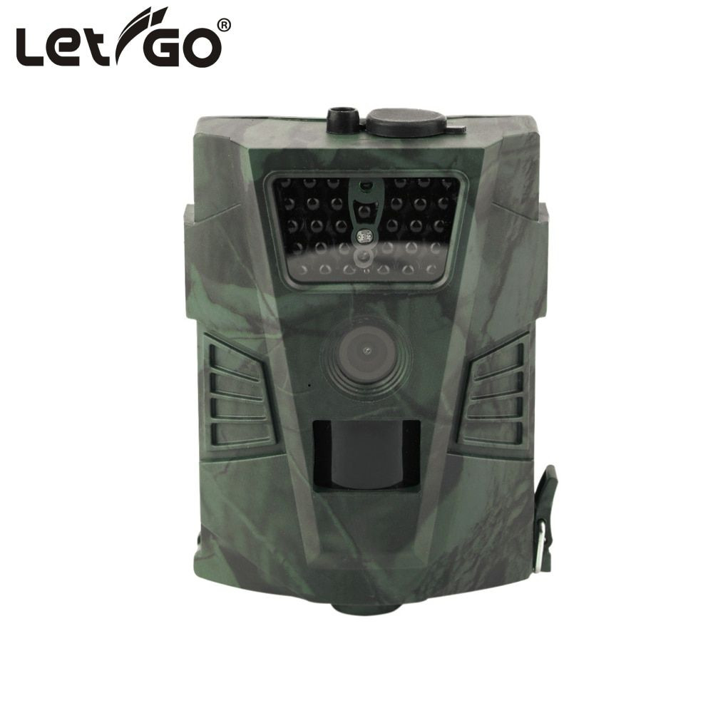 Outdoor 8MP 60 Degrees Detection Angle Hunting Camera Photo Traps Digital Wildlife Wild Photo Camera Traps Trail