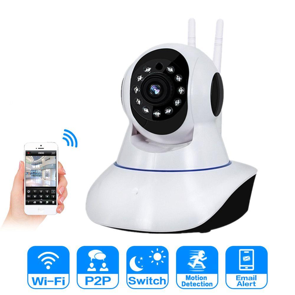 Yoosee HD 720P caméra IP WiFi sans fil bidirectionnel audio Vision nocturne Onvif sécurité à domicile CCTV Surveillance caméra bébé moniteur