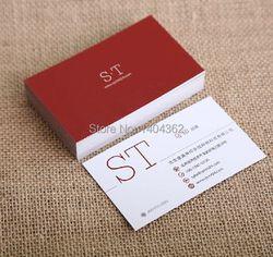 Conception sur commande libre cartes de visite carte de visite impression papier carte de visite, papier carte de visite 500 pcs/lot