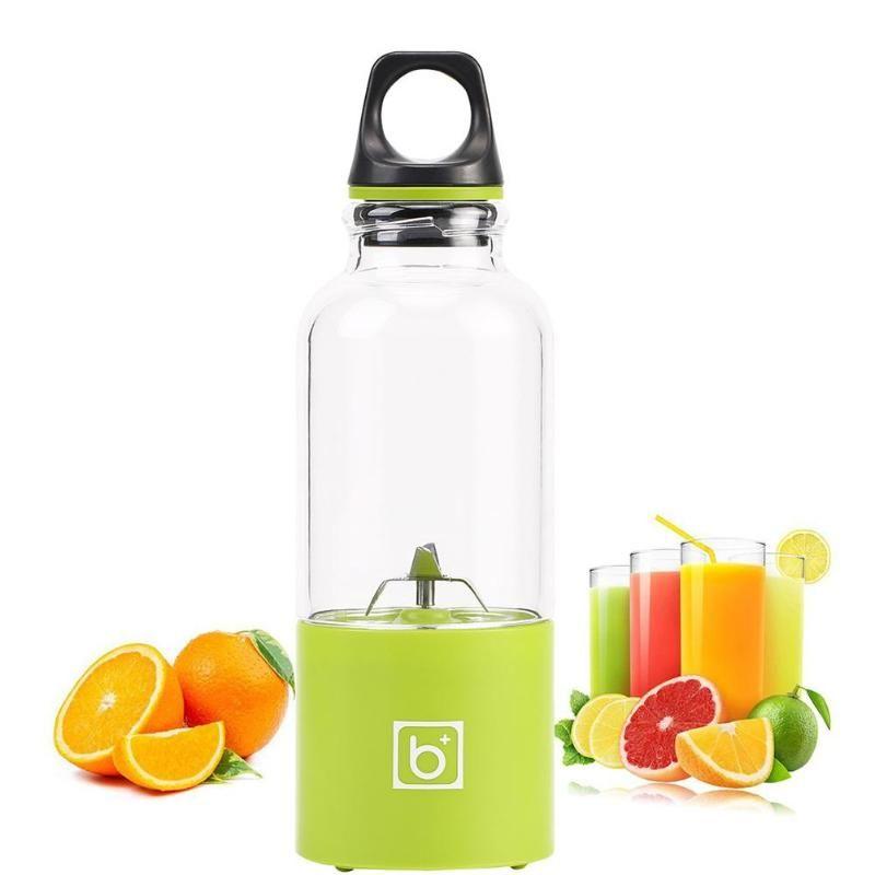 500 ml Tragbare Mini USB Aufladbare Elektrische Entsafter Flasche Mixer Maker Obst Orange Shaker Orangenpressen Küche Liefert