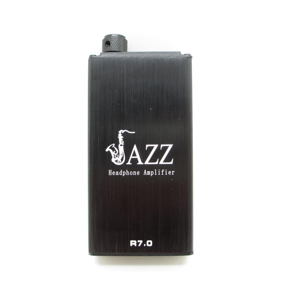 JAZZ R7.0 Protable Amplifier HIFI Fever Headphone Audio Power Amplifier Mini Portable Lithium Earphone Headphone Amplifier