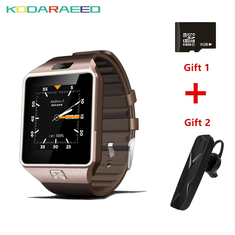 QW09 Smart Watch Android Upgrade Bluetooth Mobile Phone Smartwatch Wifi 3G Sim Card+Free X6 Bluetooth Headset+Free 8GB TF Card