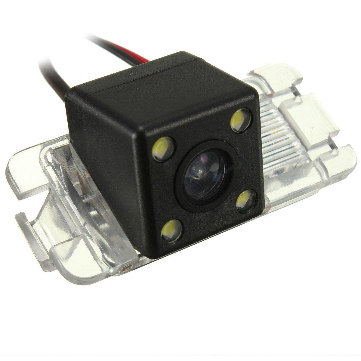 Ccd-auto-hintere Ansicht-rückseiten-unterstützungskamera Rearview Parkplatz Kamera Für Ford Mondeo/Ford/Focus 2/Fiesta/S Max