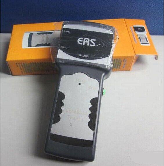 Eas handheld detektor eas rf detektor eas tag frequenz handheld detektor für 8,2 MHZ tags