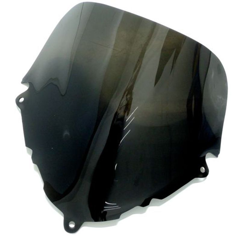 Black Windscreen Windshield Shield Screen For SUZUKI KATANA GSX600F GSX750F GSX 600F 750F 1998-2008 99 00 01 02 03 04 05 06 07