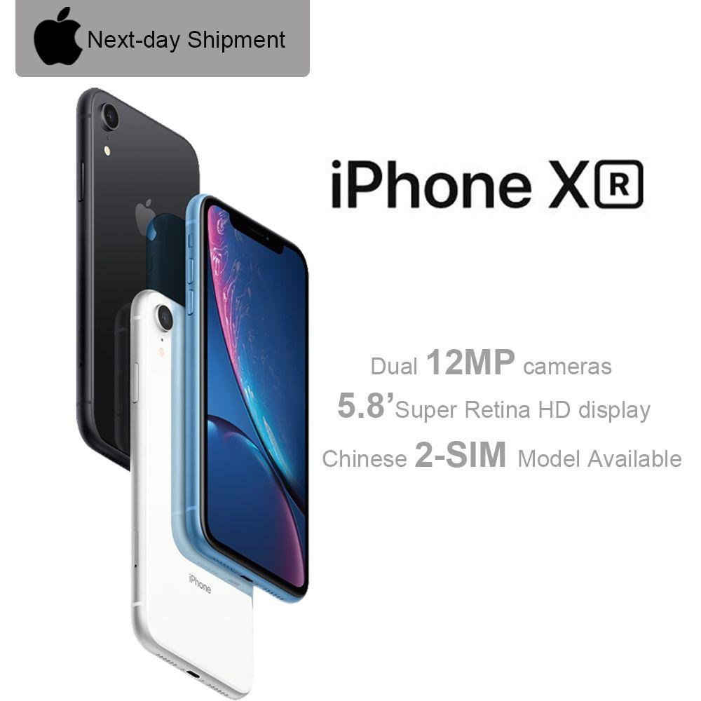 Marke Neue Apple iPhone XR 6,1
