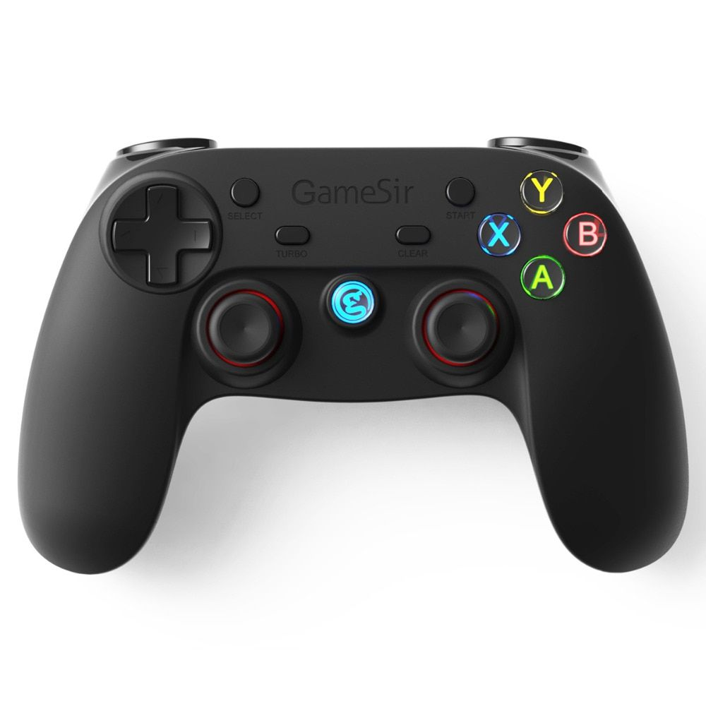 GameSir G3s Bluetooth Wireless Gaming Controller for Android Windows PS3 Samsung Gear VR No Phone holder