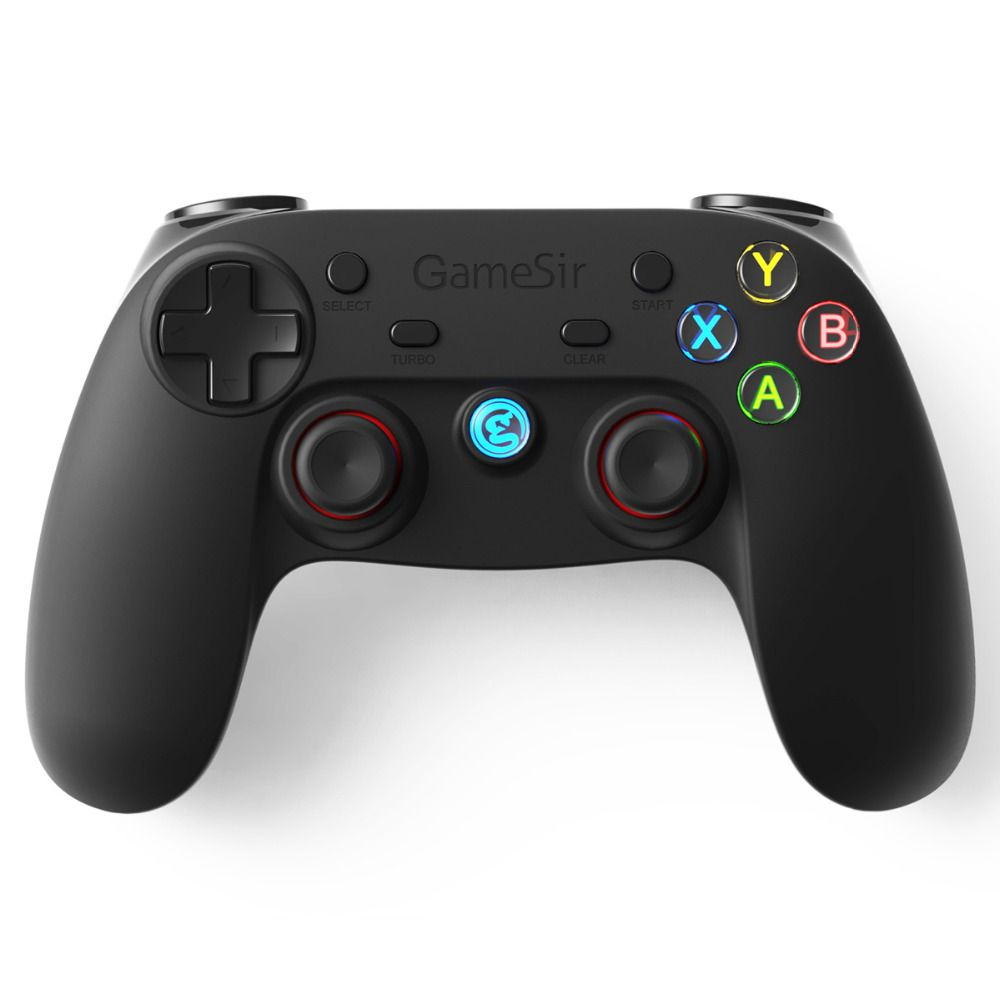 GameSir G3s Bluetooth Wireless Gaming Controller for Android <font><b>Windows</b></font> PS3 Samsung Gear VR No Phone holder