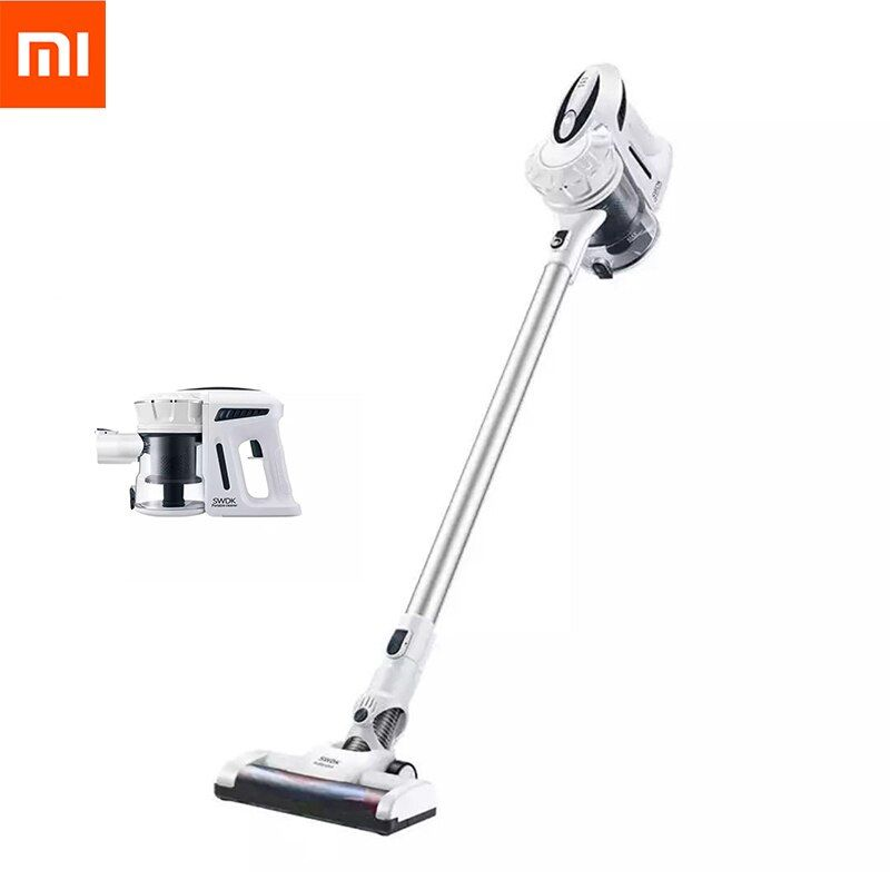 Xiaomi SWDK K380 Wireless Handheld Electric Portable Detachable Cleaner 12V 2000mAh Built In Battery Wiping Machine Eco Product
