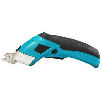 3.6v mini multi-purpose cordless scissors rechargeable lithium battery cutting cloth carpet leather glass fiber paper shearing