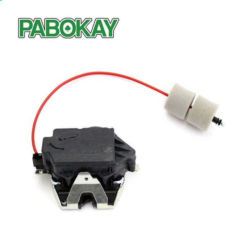 high quality Lock Latch with Actuator Lift Gate Mounted for Mercedes Benz A1647400635