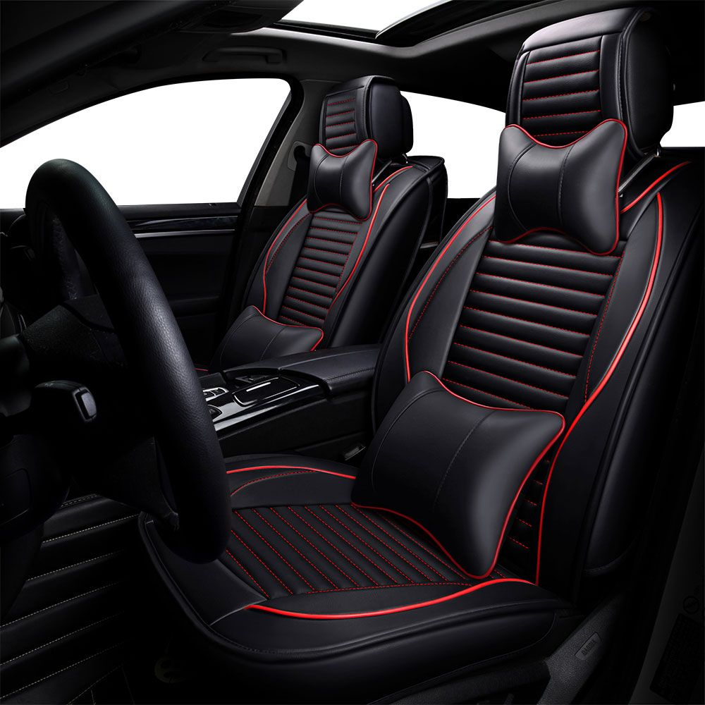 Luxury leather Universal car seat cover covers for geely ck emgrand ec7 x7 emgrand_ec7 mk cross sc7 automobiles seats protector