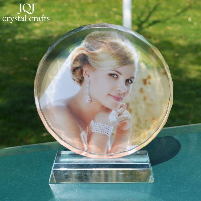 Bricolage Personnalisé Cristal Album photo Album Anniversaire De Mariage Image Hold-Up Album pour décoration de mariage D'anniversaire Cadeaux