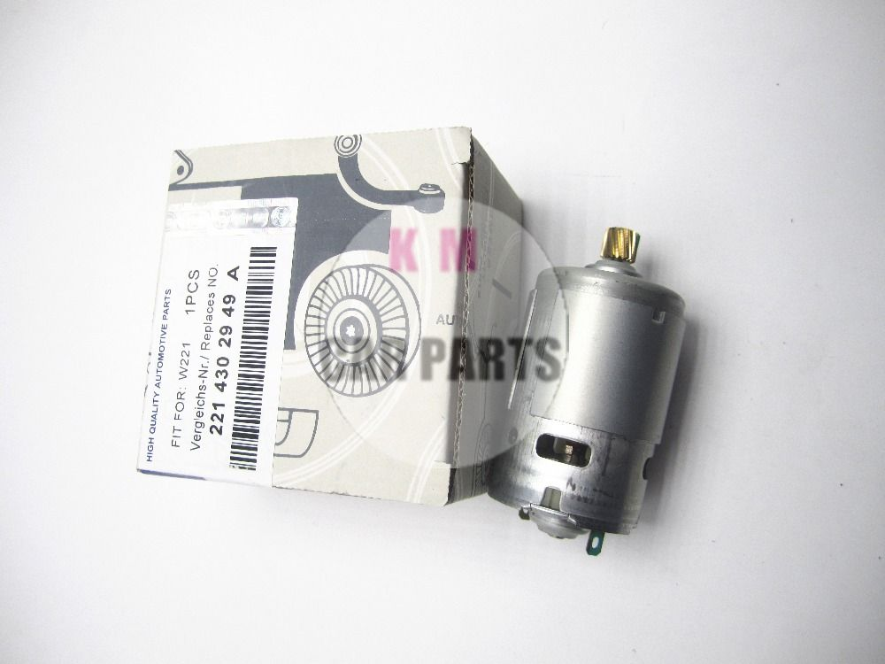 1XTOP  QUALITY AND NEW Parking Brake Actuator Motor FOR Mercedes W221 S CL Class S350, S400, S550, CL550 2214302949A