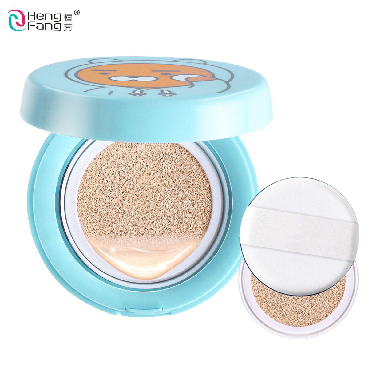 Coussin d'air BB crème isolation bb nude correcteur, contrôle de l'huile hydratant 15gX2 maquillage marque HengFang # H8470