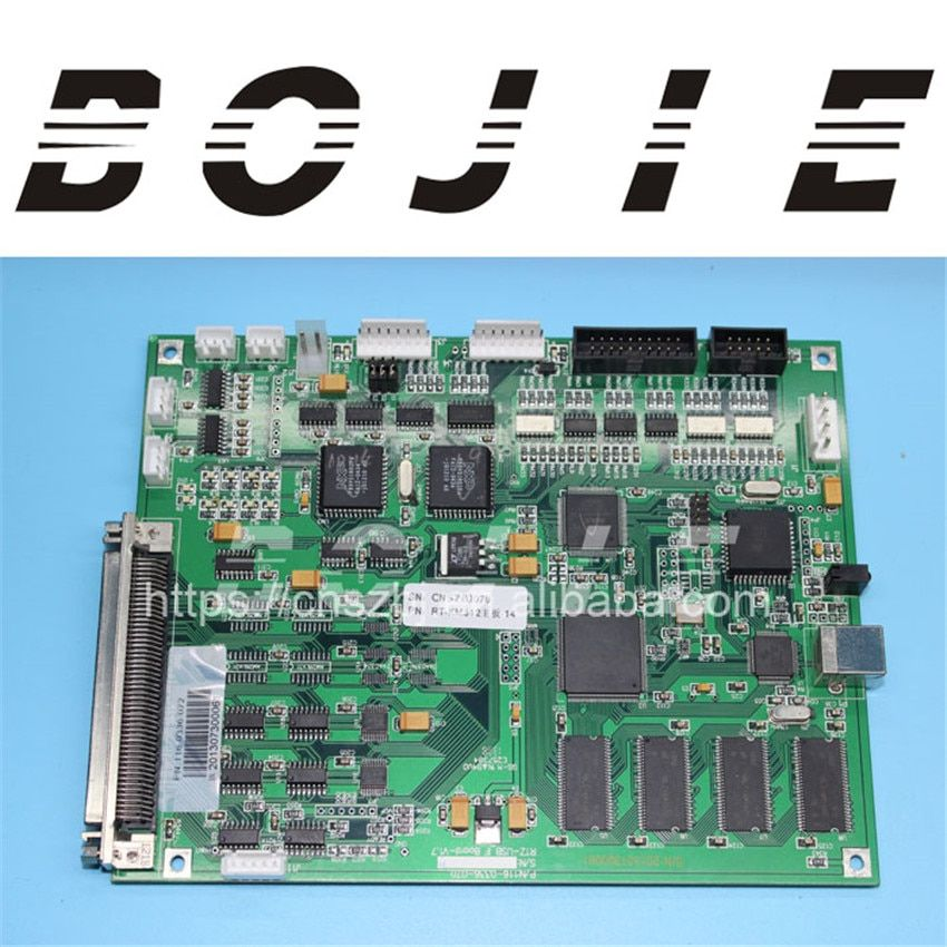Eco solvent printer Flora Konica main board / Flora RTZ USB mother board V1.7